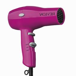 REVLON 1875W Lightweight Hair Blow Dryer Blower Compact Trav