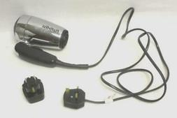 BaByliss Blow Dryer Stainless Steel Foldable Travel Type G P