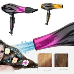 Hair Dryer Blow Professional Ionic Salon Pro Blower Compact