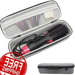 Hard Travel Case for Revlon One Step Hair Dryer and Volumize