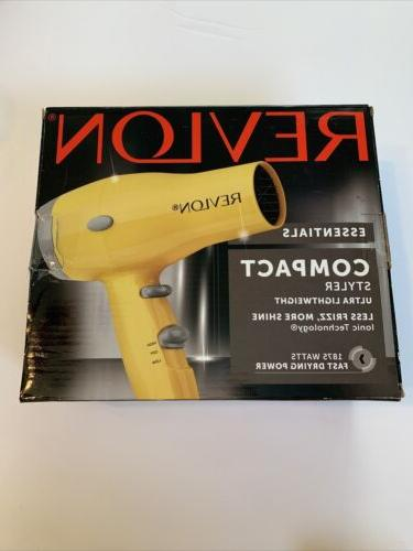 1875w compact and lightweight hair dryer generation