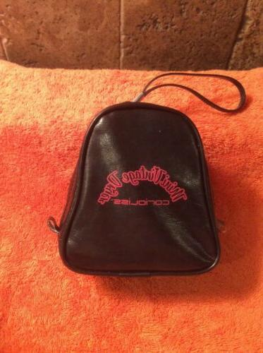 CORIOLISS Pink Dryer Small Travel Case