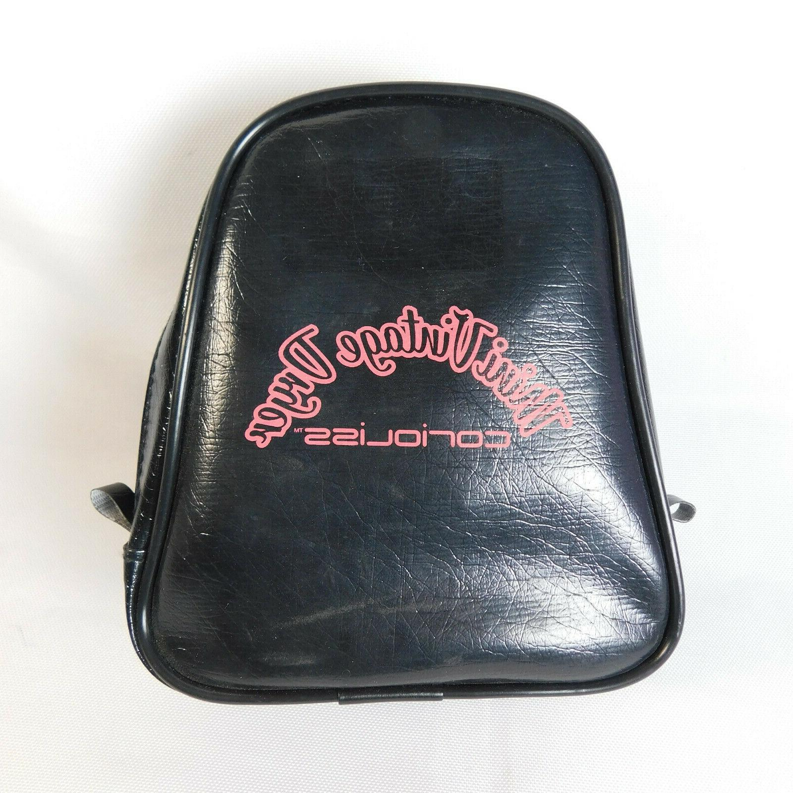CORIOLISS Pink Small with Travel Case