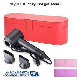 New Hair Dryer PU Leather Storage Box for Dyson Supersoni Tr