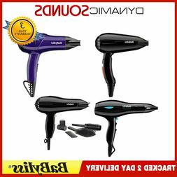 BaByliss Professional Lightweight and Compact Travel Hair Dr