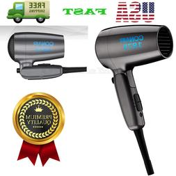 Travel Hair Dryer Compact Folding Handle Appliances Styling