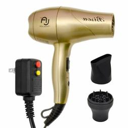 Travel Size Dryer 1200W Super Strong with Diffuser Travel Si