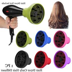 Travel Size Hairdressing Curly Hair Forming Blower Hood Hair